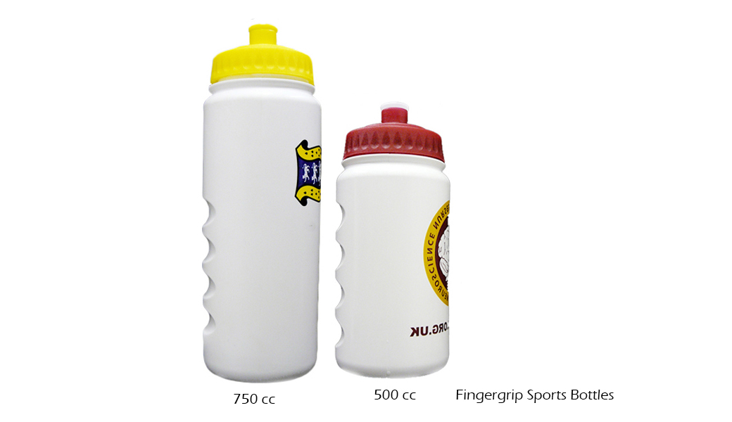 Fingergrip Sports Bottles