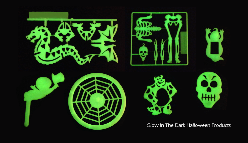 Glow In The Dark Halloween Products
